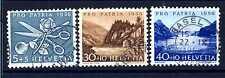 SWITZERLAND - SVIZZERA - 1956 - Pro Patria. Vedute diverse. E1368