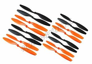 16pcs-8-pair-GemFan-1045-CW-amp-CCW-Propeller-Props-for-DJI-Flamewheel-F450-F550