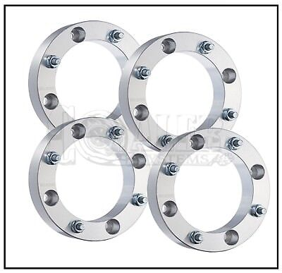 2/'/' Wheel Spacers 4x156 Fit Polaris Sportsman 400 500 600 700 800 ATV UTV 4