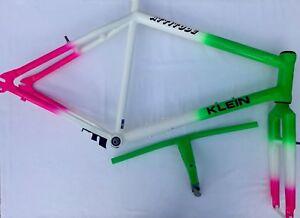1990-Klein-Attitude-MC1-Dolomite-Super-RARE-Frame-Pre-Production-First-Gen