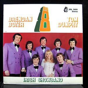 Bendan Boyer Tom Dunphy Big 8 Irish Showband Lp Vg Srl
