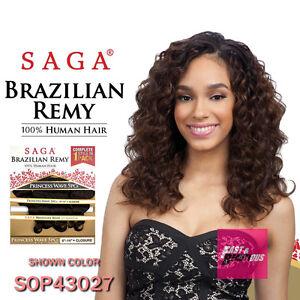 Princess wave 5pcs saga brazilian remy 100 human hair weave 8 image is loading princess wave 5pcs saga brazilian remy 100 human pmusecretfo Gallery
