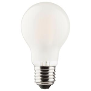 Müller Licht LED Leuchtmittel Birnenform A60 4W = 40W E27 matt warmweiß 2700K