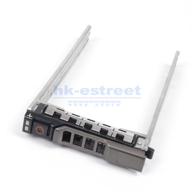 "New 2.5/"" SAS SATA HDD Hard Drive Tray Caddy For Dell PowerEdge R710 US-Seller"