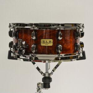 Tama S.L.P. G-Bubinga Snare Drum 14 x 6 in. for sale online  9a51e3e678