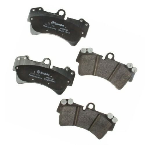 Front Disc Brake Pad Set TRW 95535193916 for Porsche Cayenne GTS S 2003-2010