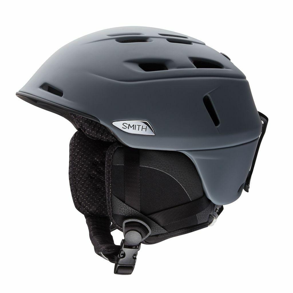 Smith Optics Snow Helmet Adult Camber L Charcoal H16CA
