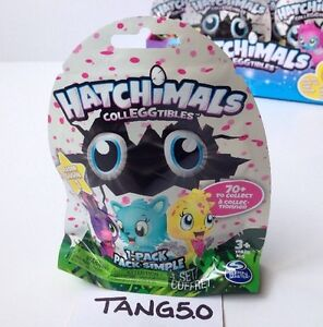 New Hatchimals Colleggtibles 1 Pack Simple Blind Mystery