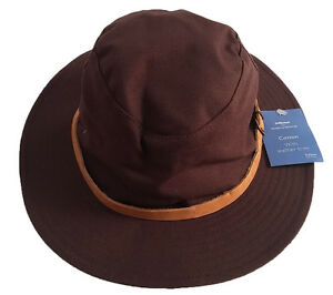 MARKS-amp-SPENCER-BROWN-SUN-HAT-SIZE-SMALL-55-56CM-EURO-2-M-amp-S-BUY-2-GET-1-FREE