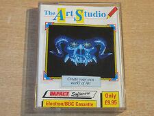 BBC Model B / Acorn Electron - The Art Studio by Impact Software
