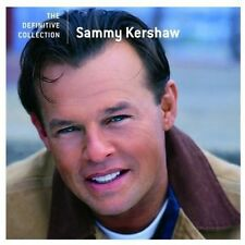 The Definitive Collection [Remaster] by Sammy Kershaw (CD, Jun-2004, Chronicles)