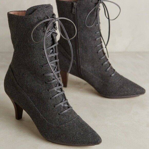 Nuevo anthropologie Farylrobin Maggie botas talla 5.5 5.5 5.5 precio minorista sugerido por el fabricante   198 Lana d78d28