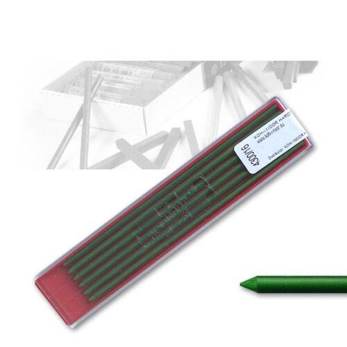 grün Durchmesser 2,0 mm TK-Minen Koh-I-Noor 0,25€//Stück 12er Pack