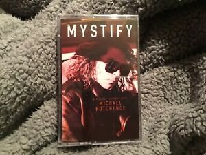 Michael Hutchence- Mystify - A Musical Journey - New And Sealed Cassette