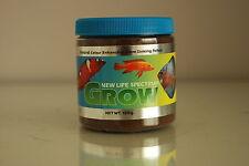 New Life Spectrum Grow Formula 120 gram Tub 0.5m pellet size