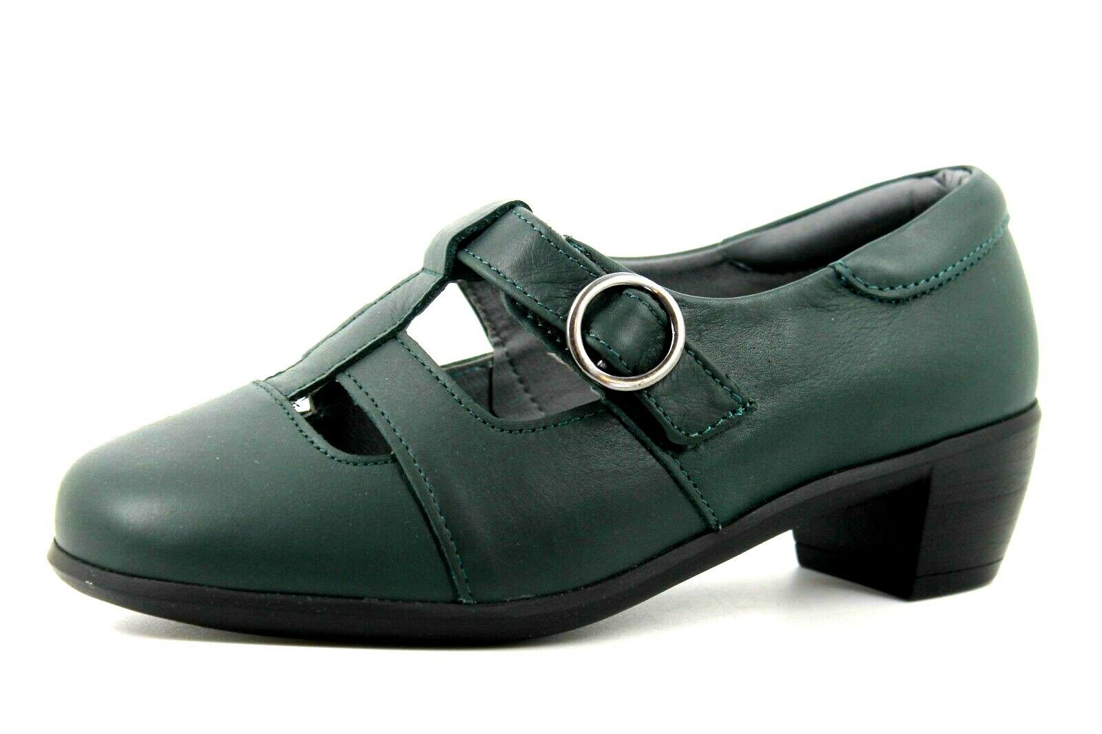 Cosyfeet Florence UK 5 EEEEE+ Extra Roomy Leather shoes for Elderly Swollen Feet