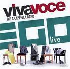 Ego Live von Viva Voce (2015)