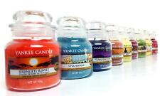 6 x Assorted Fragrances Official Yankee Candle Signature Classic Small Jars 104g