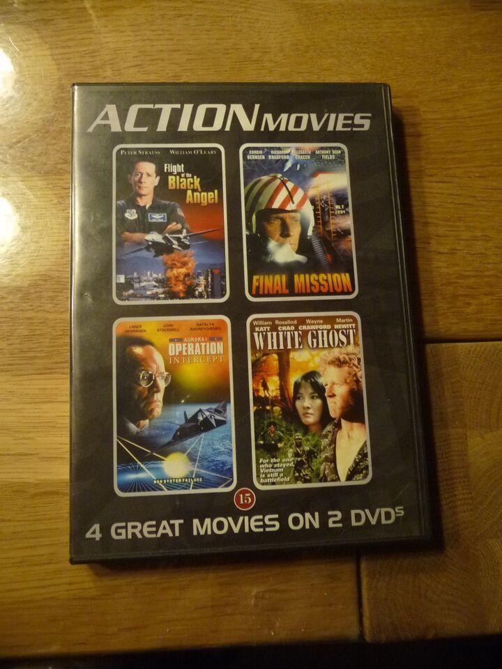 Final Mission - White Ghost - Operation Intercept, DVD,