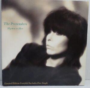 "THE PRETENDERS - Hymn To Her 2 x 7"" Single Set, Gatefold, Limited Edition - Königsbrunn, Deutschland - THE PRETENDERS - Hymn To Her 2 x 7"" Single Set, Gatefold, Limited Edition - Königsbrunn, Deutschland"