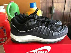 Details about NEW NIKE AIR MAX 98 Size 10.5 OIL GREYBLACK 640744 009