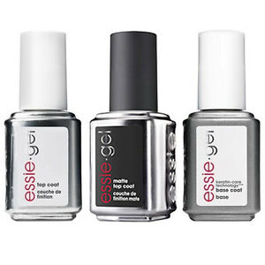 Image Is Loading Essie Gel Nail Polish 034 Top Coat Matte