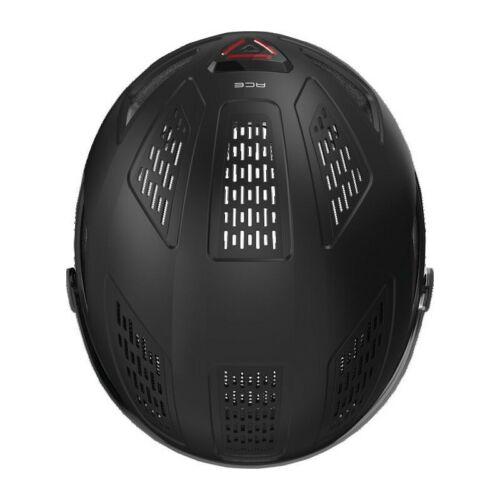 56-61 cm ABUS-Hyban 2.0 Ace-Colour L Velvet Black-Size