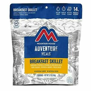 Mountain House Breakfast Skillet Freeze Dried Backpacking & Camping Food