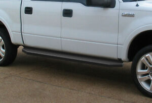 """iBoard Running Boards 5/"""" Fit 04-08 Ford F150 Super Cab"""