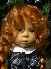 Götz Puppe 46 cm Sylvia Natterer Fanouche SN89 Künstlerpuppe Gotz Doll 02