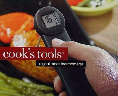 Cook/'s Tools Flip-Tip Digital Cooking Thermometer NIP