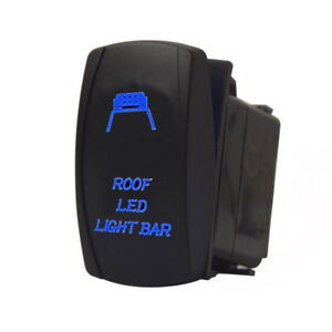 Boat marine waterproof roof led light bar switch panel circuit image is loading boat marine waterproof roof led light bar switch aloadofball Image collections