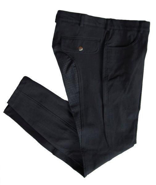 Uomo Pantaloni Montala KYRON Soft Grip ANTRACITE