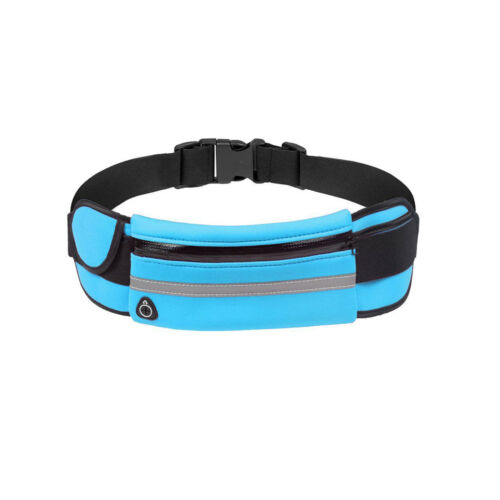 Running Belt Unisex Sport Jogging Phone Keys Mobile Money Bum Bags Waist Travel
