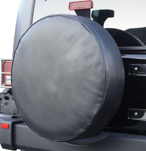 Reserveradhülle 79x30cm negro neumáticos cover reserveradabdeckung Cover Funda