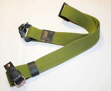 Mosin Nagant Canvas Rifle Sling Cotton Strap Belt M38 M44 M39 Green Width 45 mm