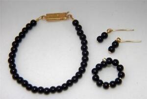 Double Pearl Jewelry w//14K Miss Revlon Cissy Dollikin
