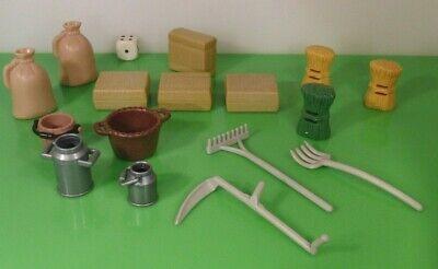 Playmobil Werkzeug zum Bauernhof
