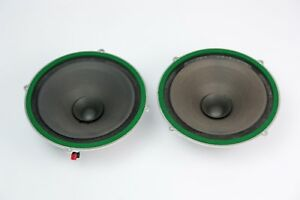 A-matched-pair-of-legendary-Wharfedale-RS12-DD-Full-range-12-034-Speakers-NOS