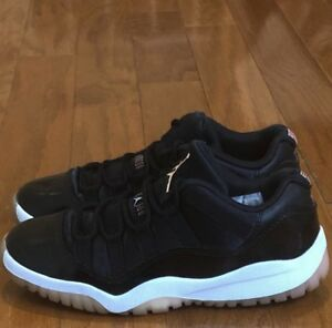 "8079f6eb4f84 Good Condition 2018 Air Jordan 11 Retro Low ""Bleached Coral"" sz 3Y ..."
