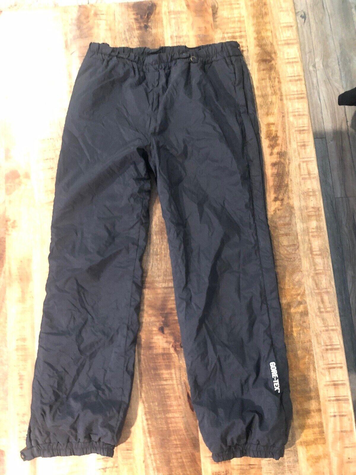 Vintage Alpine Designs Goretex Pants Ski Pants Snow Hong Kong Men's Large New