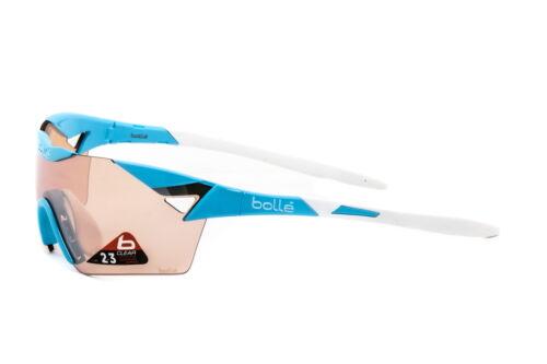 Bolle 6th Sense Sunglasses S Blue//White Modulator Rose 11916 Authorized Dealer