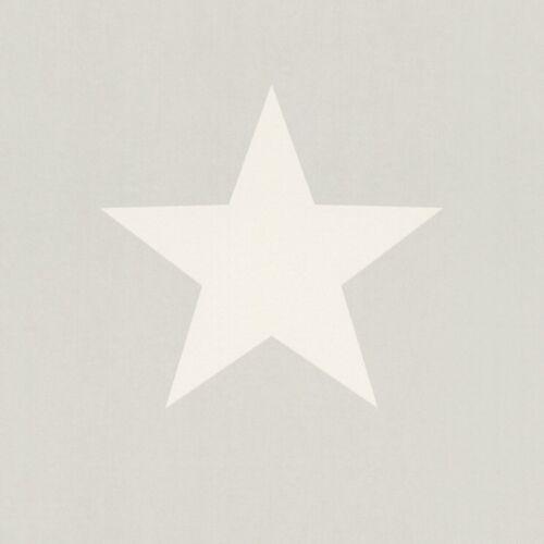 Kids Wallpaper Wallcover Stars Rasch Kids /& Teens grey white 248128 1,32£//1qm