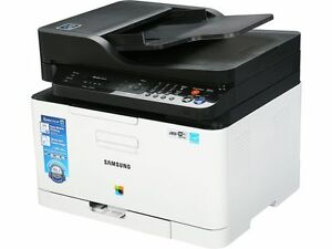 Samsung Xpress SL-C480FW Wireless Multifunction Color Laser Printer