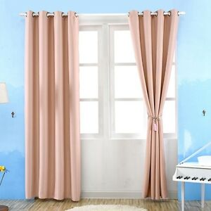 New-Blackout-Curtain-High-Quality-Solid-Thicken-Shading-Window-Balcony-Drape-1PC