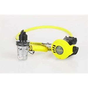 AQUALUNG-Partner-Nitrox-M-26-X-2-Hose-1-M-yellow-Regulator