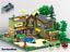 kompatibel mit LEGO Steine Haus am Wald PDF Bauanleitung MOC
