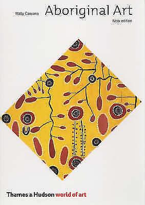 Wally Caruana, Aboriginal Art (World of Art), Very Good Book