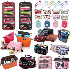 Travel-Cosmetic-Organizer-Make-Up-Bag-Case-Toiletry-Wash-Pouch-Portabel-Holder