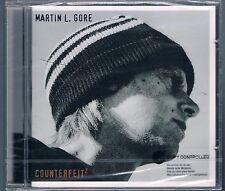 MARTIN L. GORE (DEPECHE MODE) COUNTERFEIT² CD F.C. SIGILLATO!!!